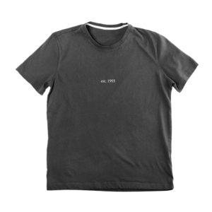Est. 1993 Shirt (Grey Short Sleeve)
